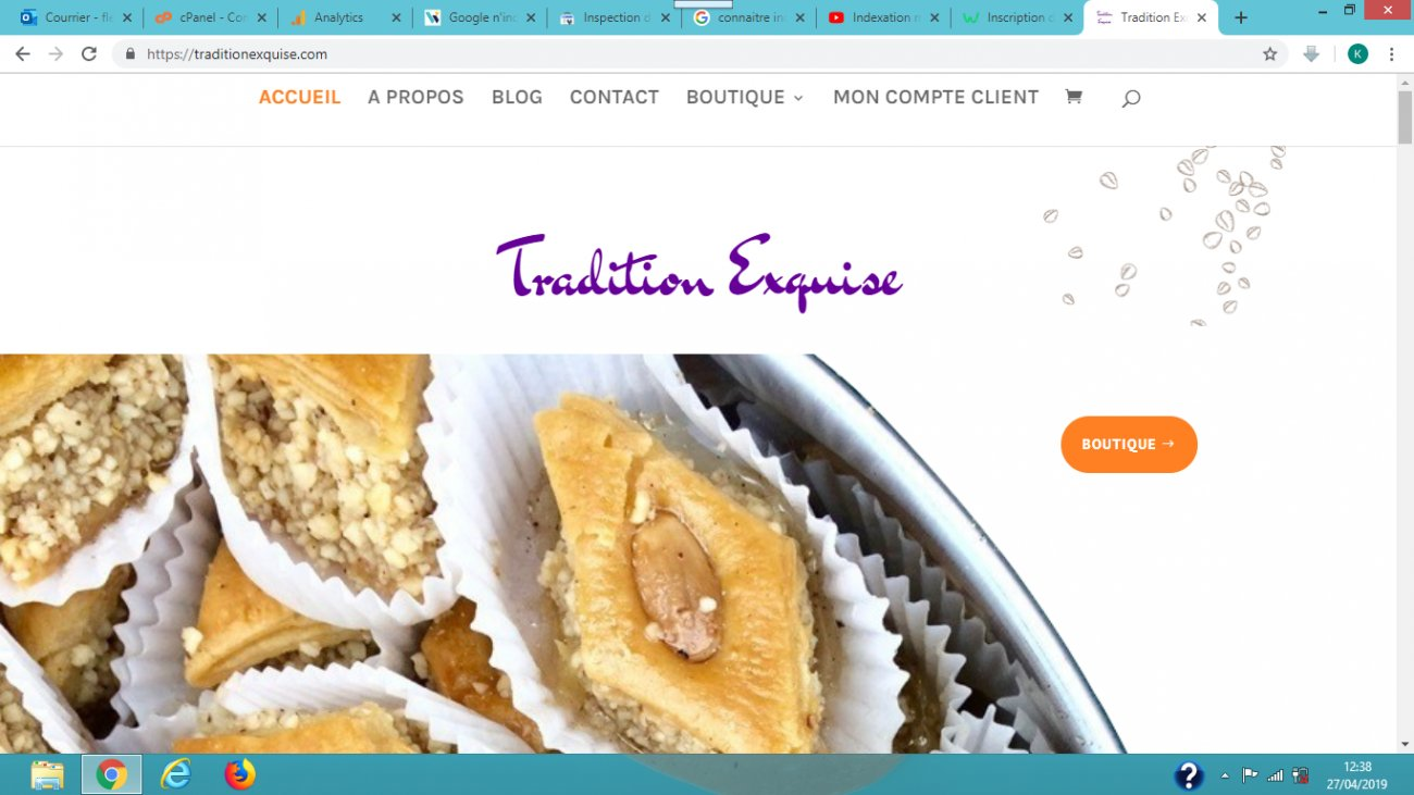 Visitez tradition exquise